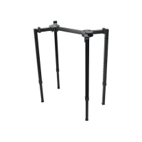 On Stage Heavy Duty Mixer or Keyboard Stand, Medium
