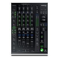 Denon DJ X1800 Prime | Professional 4-Channel Club Mixer