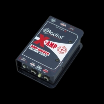 Radial X AMP XAMP Active Re Amplifier Device with 2 Outs