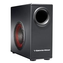 Cerwin Vega XD8s Active Subwoofer Monitor System