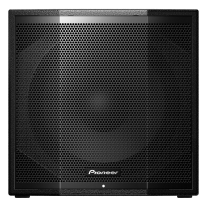 "Pioneer DJ XPRS 115S - XPRS Series 15"" Reflex Loaded Active Subwoofer"