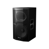 "Pioneer XPRS12 12"" Two-Way Powered PA Cabinet (Single)"