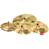Sabian XS5005G XS20 Promotion Set