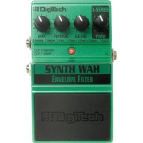 Digitech XSW Synth Wah Envelope Filter Pedal