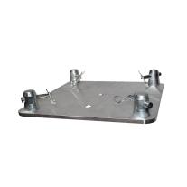 """ProX XT-BP1212A 12x12"""" Aluminum Base Plate w/ Connectors 10mm"""
