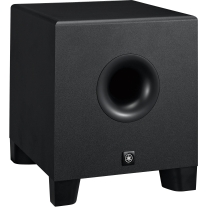 "Yamaha HS8S 8"" 150W Powered Subwoofer"