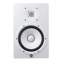 "Yamaha HS8 Single 8"" Powered Studio Monitor in White"