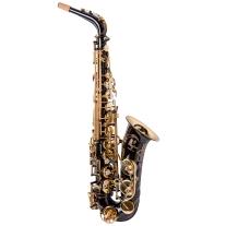 Yamaha YAS-82Z II Custom Z Eb Alto Saxophone in Black Lacquer