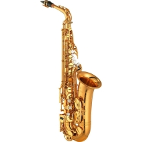 Yamaha YAS-875EXII Custom EX Alto Saxophone in Lacquered Finish