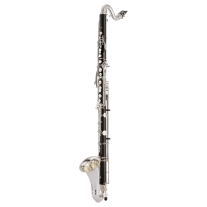 Yamaha YCL-622II Professional Bass Clarinet; Key of Bb; Keys to Low C