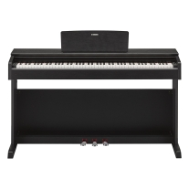 Yamaha YDP143B Arius Series Console Digital Piano with Bench, Black
