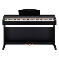 Yamaha YDP161B Digital Piano with Bench in Black