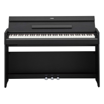 Yamaha YDPS54 88-Note, Weighted Action Console Digital Piano - Black