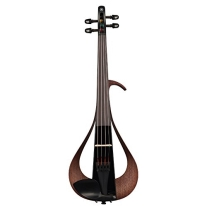 Yamaha 4 String Electric Violin In A Black Wood Finish