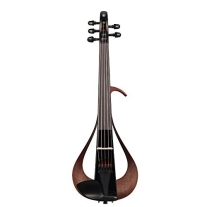 Yamaha 5 String Electric Violin In A Black Wood Finish