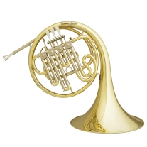 Yamaha YHR668DII Professional Model Double French Horn with Detachable Bell