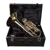 Yamaha YMP-204M Series Marching F Mellophone Brass Instrument
