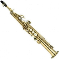Yamaha YSS-82ZU Custom Z Professional Soprano Saxophone