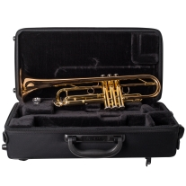 Yamaha Intermediate Trumpet in Gold Lacquer Finish