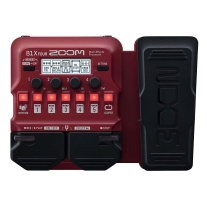 Zoom B1X Four Bass Effects Processor with Expression Pedal
