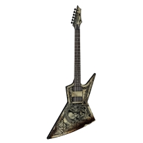 "Dean ZERO TRUST Dave Mustaine Zero ""In Deth We Trust"" Electric Guitar"