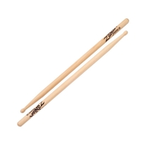 Zildjian Super 5B Wood Natural Drumsticks