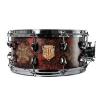 SJC Limited Edition 6.5x14 OBEY/ Frank Zummo Snare Drum