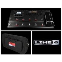 Line 6 POD HD500X with FREE Gator GK2110