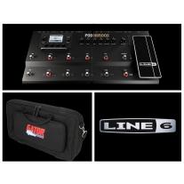 Line 6 POD HD500X with FREE Gator GK2110