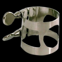 APM 332N Nickel Plated Bb Clarinet Ligature