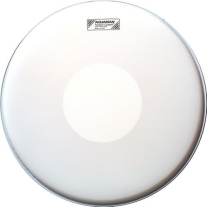 "Aquarian TCPD14 Texture Coated 14"" Snare Drum Head, with Dot"