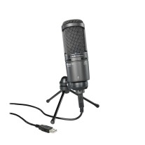 Audio-Technica AT2020 USB Plus Condenser Microphone