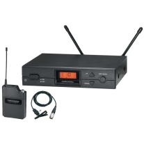Audio Technia ATW2129 UHF Lavalier Microphone System