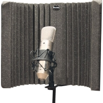 Auralex MudGuard Microphone Shield with Hardware