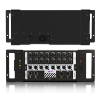 Avid Stage 16 Remote I/O Ethernet AVB Enabled Remote I/O Box for S3L