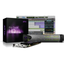 Avid Pro Tools HDX with Ultimate I/O 8x8x8