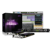 Avid Pro Tools HDX2 OMNI System