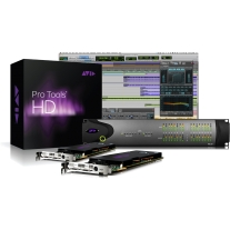 Avid Pro Tools HDX 2 with Ultimate I/O 16x16 Analog