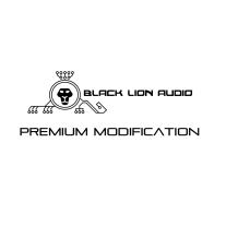 Black Lion Audio Apollo Duo Premium Modification