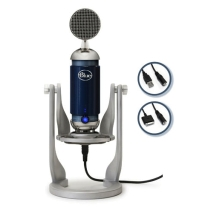 Blue Spark Digital Studio Grade Microphone for iPad & USB