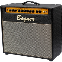 Bogner SHIVA 1x12 Combo Guitar Amplifier with Reverb & EL34