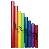 Boomwhackers BWDG Tube Set with C Major Diatonic Scale