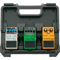 Boss BCB-30 3-Space Pedal Case