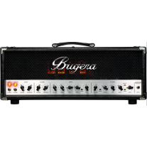 Bugera 6262 Infinium Ultimate Rock Tone 120-Watt 2-Channel Valve Amplifier Head