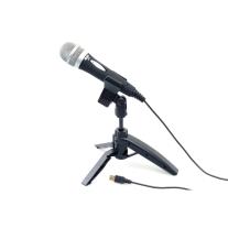 CAD U1 Cardioid Dynamic USB Handheld Mic w/ Tripod Stand