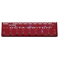 Carl Martin Octa-Switch MKII Effects Pedal Switcher