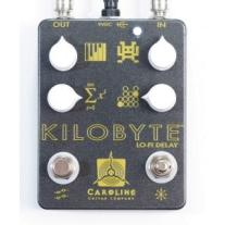 Caroline Kilobyte Lo Fi Delay Pedal