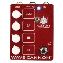 Caroline Wave Cannon Overdrive / Distortion Pedal with Havoc Switch