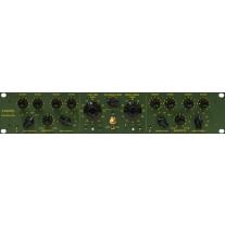 Cartec Audio EQ-Pre-2A Stereo Discrete Op-Amp Microphone / Line Preamp