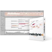 Celemony Melodyne 4 Studio - Upgrade From Melodyne Editor